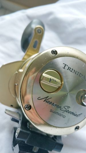 Fishing Reel Shimano Trinidad TN 16N for Sale in Wildomar, CA