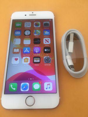 Iphone 6S 64 GB Rose gold- regular size for Sale in Cerritos, CA