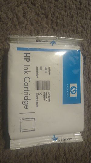 HP ink cartridges Yellow for Sale in Puyallup, WA