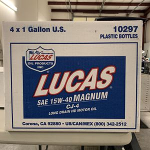 Motor Oil For Diesel Vehicles for Sale in Mooresville, NC