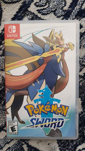 Pokemon Sword for Nintendo Switch for Sale in Ontario, CA