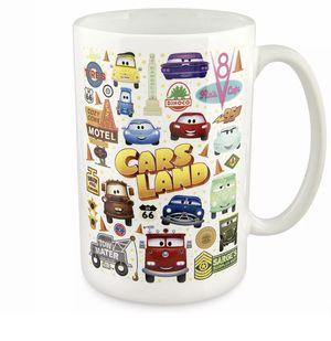 Disney Cars Land ceramic mug for Sale in San Jose, CA
