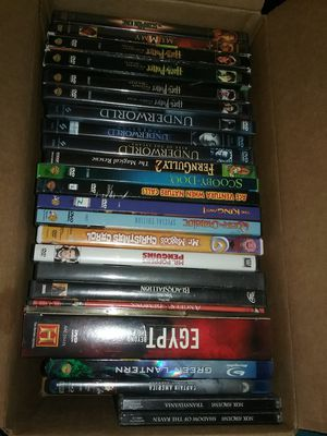 DVDs and Blu Rays $3 to $5 each for Sale in Riverside, CA