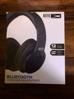 Bluetooth over ear headphones for Sale in Corona, CA