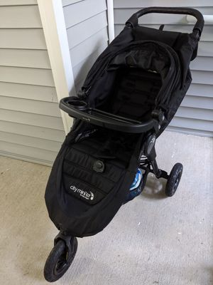 Baby jogger coty mini GT stroller + city go infant car seat for Sale in Hamden, CT
