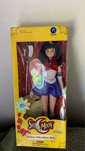 Sailor moon doll for Sale in Scottsdale, AZ