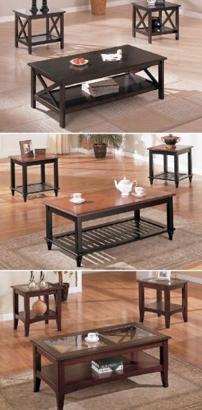 3 pc coffee table set for Sale in Orlando, FL