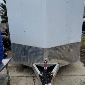 2015 Aluminum Trailer 14' With 2' Nose for Sale in Grove City, OH