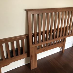 Queen Bed Frame for Sale in Aliquippa, PA