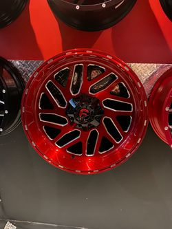 """WHEELS 22X10 FOR SILVERADO, F150, TACOMA, HOMER H3, TIRES/SUSPENSION 4""""INCH .....WE FINANCING ALL $39 DOWN for Sale in Miami,  FL"""