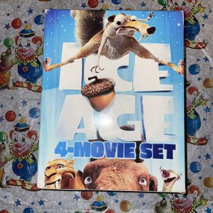 Ice Age 1,2,3,4 *movie bundle* for Sale in South Gate, CA