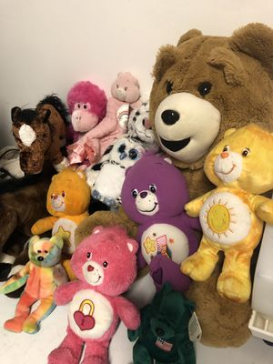 Care Bears / stuffed animals for Sale in Kissimmee, FL