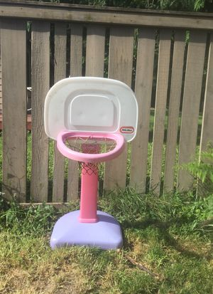 Little tikes basketball hoop for Sale in Bothell, WA