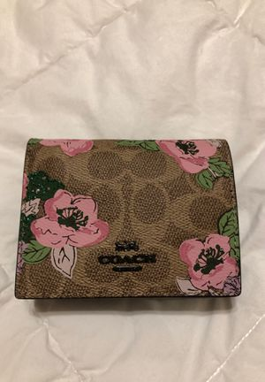 Females coach wallet for Sale in Anchorage, AK