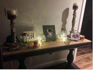 BEAUTIFUL BRAND NEW CONSOLE TABLE for Sale in Wichita, KS