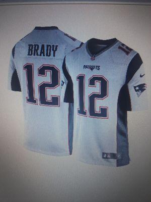 Nike Men's Away Game Jersey - New England Patriots / Tom Brady #12 - 2XL - BRAND NEW / Retail = $100.00 for Sale in Walnut, CA