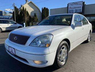 2001 Lexus Ls 430 for Sale in McMinnville,  OR