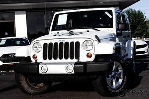 2013 Jeep Wrangler Unlimited for Sale in Marietta, GA