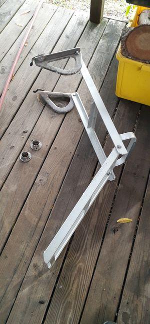 Pontoon boat ladder for Sale in Winter Haven, FL