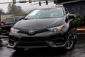 2017 Toyota Corolla iM for Sale in Marietta, GA