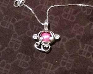 Sterling Silver Silver Monkey Cage for Sale in Kingsport, TN