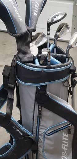 Top flight Left Handed Womens Golf Set for Sale in Sacramento,  CA