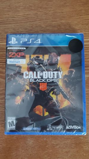 Black ops 4 for Sale in Normal, IL