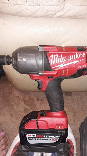 Milwaukee impact wrench 1/2 square ring for Sale in Phoenix, AZ