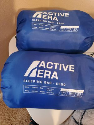 Light Sleeping Bags by Active Era for Sale in Vancouver, WA