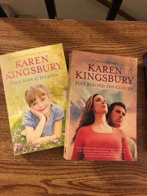 Karen kingsbury books for Sale in Fountain Valley, CA