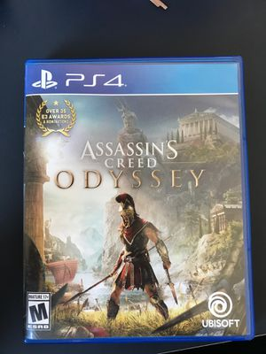 Assassin's Creed Odyssey PS4 for Sale in Bethesda, MD