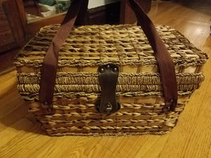 Picnic Basket for Sale in Chicago, IL