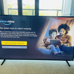 55 inch 4K Vizio Smart TV for Sale in Dallas, TX