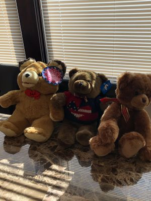 Teddy bear s for Sale in Providence, RI