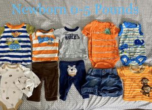 Newborn Baby Clothes 0-5 Pounds for Sale in Orlando, FL
