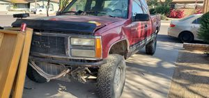 92 GMC 4x4 lifted for Sale in Glendale, AZ