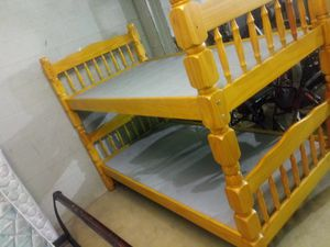 Twin over twin bunk bed for Sale in Bridgeton, MO