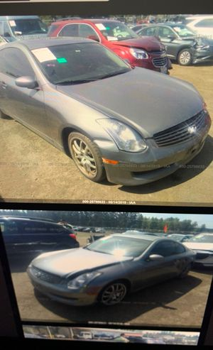 I need Infiniti g35 coupe parts for Sale in Auburn, WA