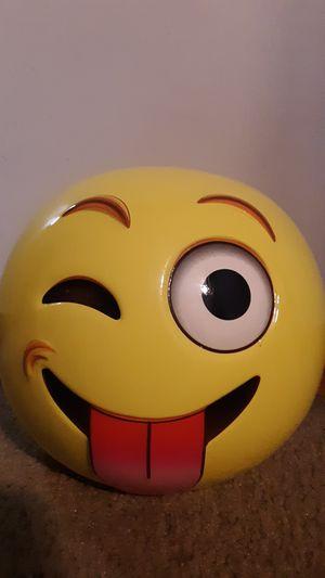 Emoji piggy bank for Sale in CORNWALL Borough, PA