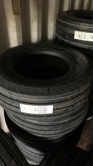 Michelin 245/70/17.5 19.5. And 22.5 for Sale in Maple Valley, WA