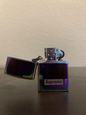 Supreme Zippo lighter for Sale in Artesia, CA