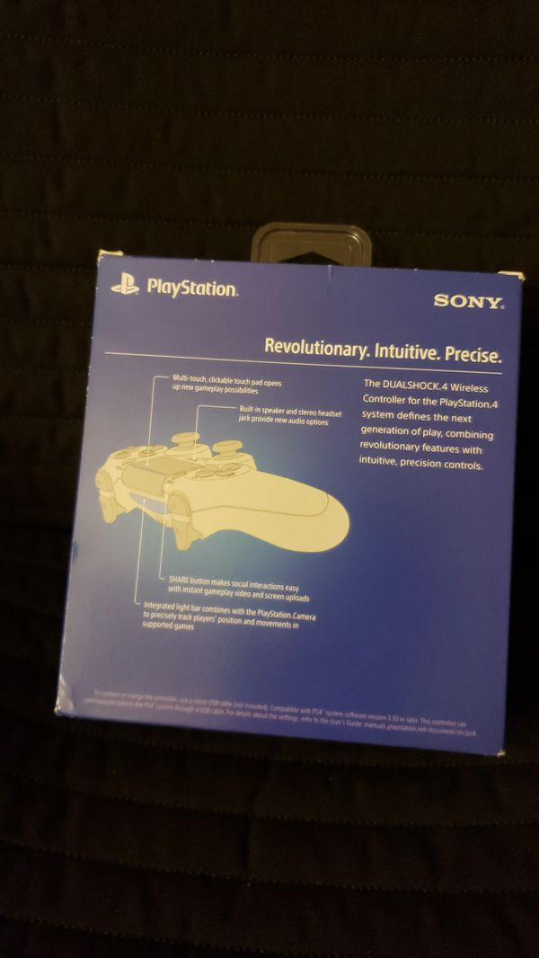 DualShock 4 PS4 controller ALPINE GREEN