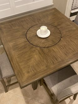 Living Spaces Hyland 5 Piece Dining Set Table for Sale in Carlsbad,  CA