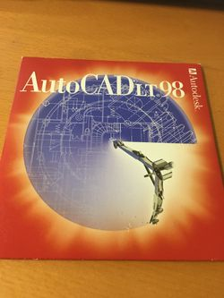 AutoCad LT 98 with key for Sale in Central Islip,  NY
