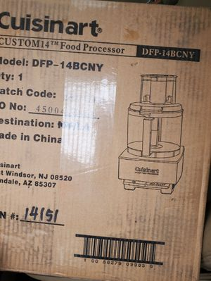 Cuisinart food processor Custom 14 for Sale in Cleveland, OH