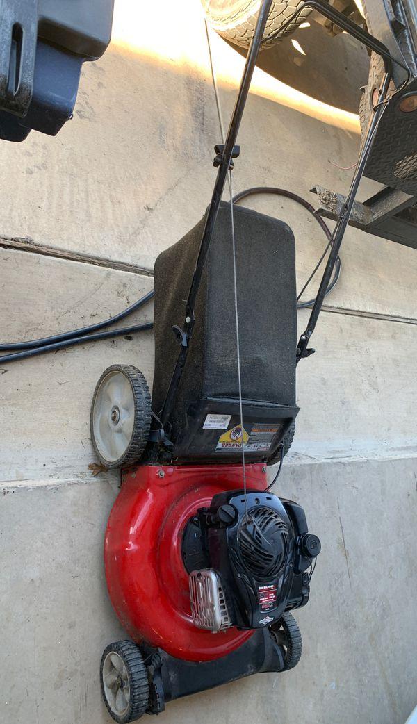 Briggs Amp Stratton Lawn Mower For Sale In Saginaw Tx Offerup