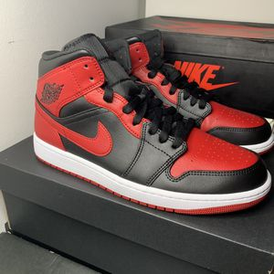 Air Jordan 1 Mid Banned for Sale in Fort Lauderdale, FL