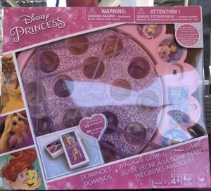 Disney Princesses Dominos and Magical Gems Fishing Game for Sale in La Puente, CA