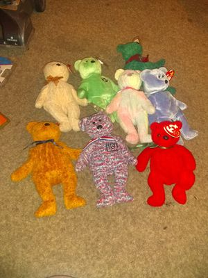 8 Beanie Babies for Sale in Florida City, FL