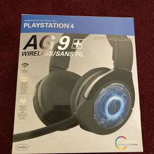 PlayStation Wireless AG9 Headphones for Sale in Smock, PA